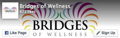 Like Bridges of Wellness on FaceBook